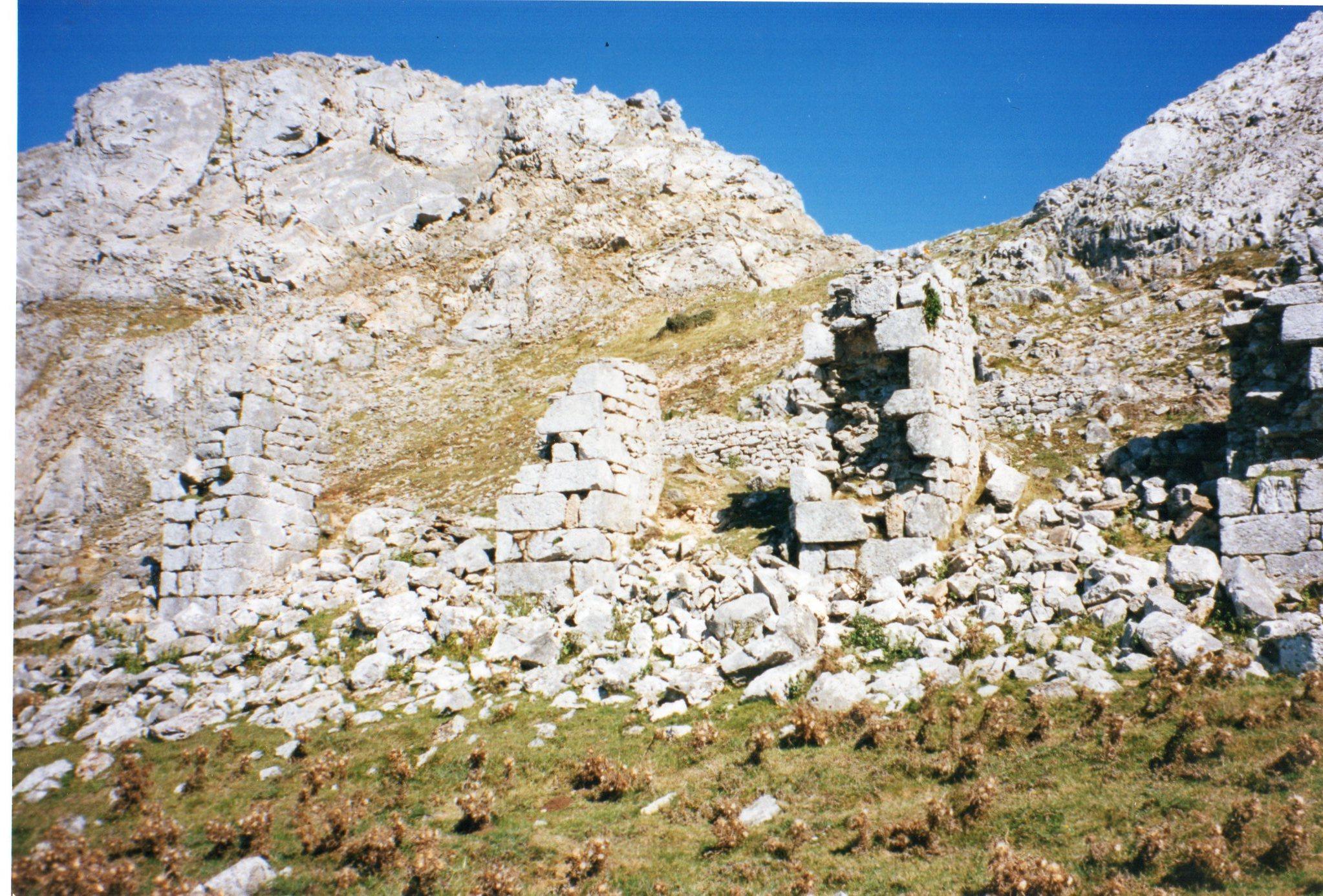 mountain-ruins